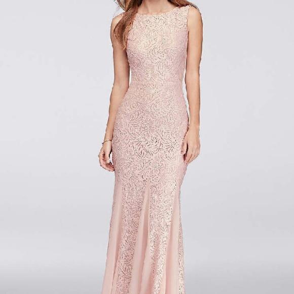 e0dffdeac910 violet and roses-davids bridal Dresses | Stretch Lace Bridesmaid ...